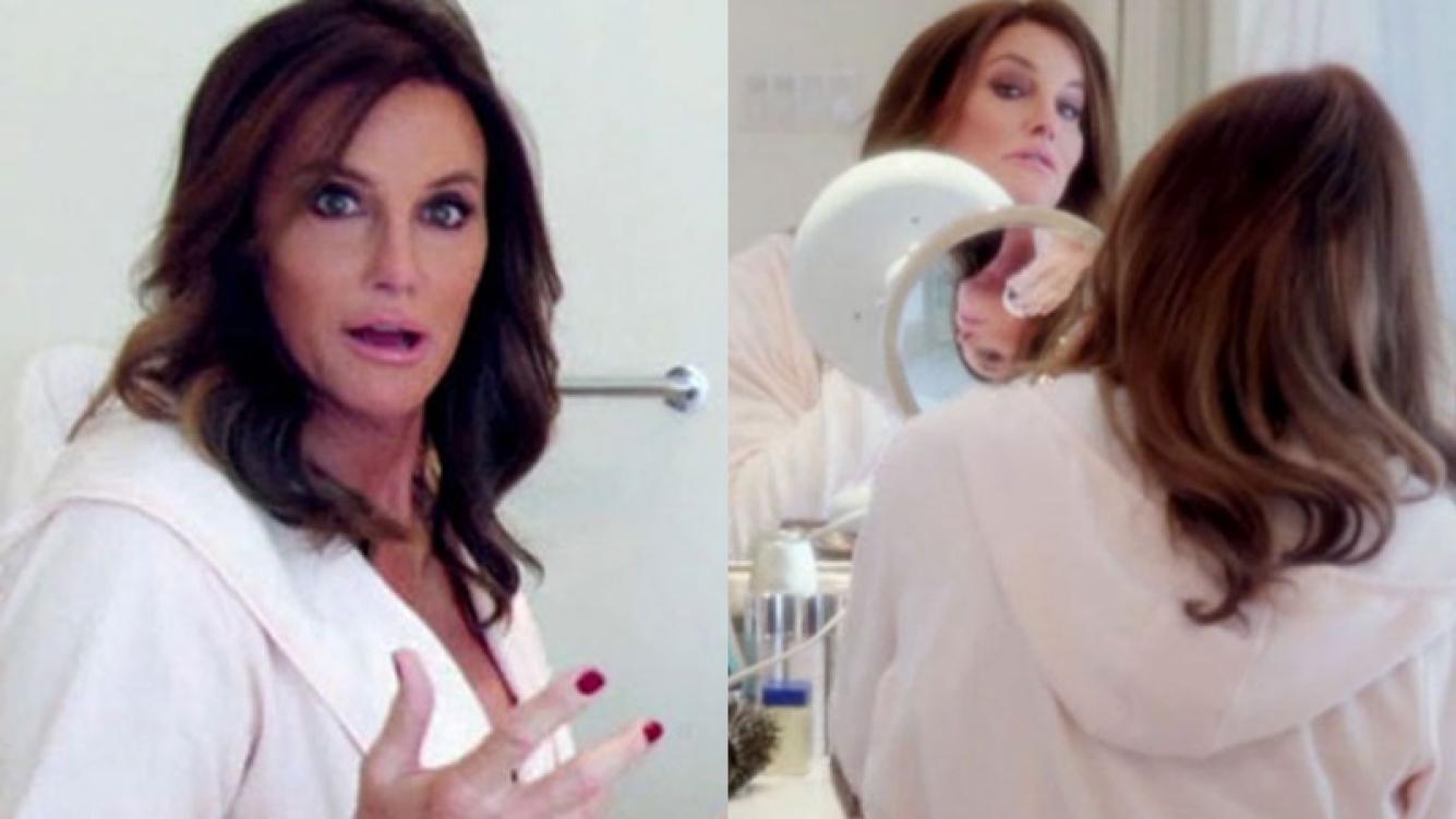 Caitlyn Jenner debuta con su propio docu reality Fotos: Captura.