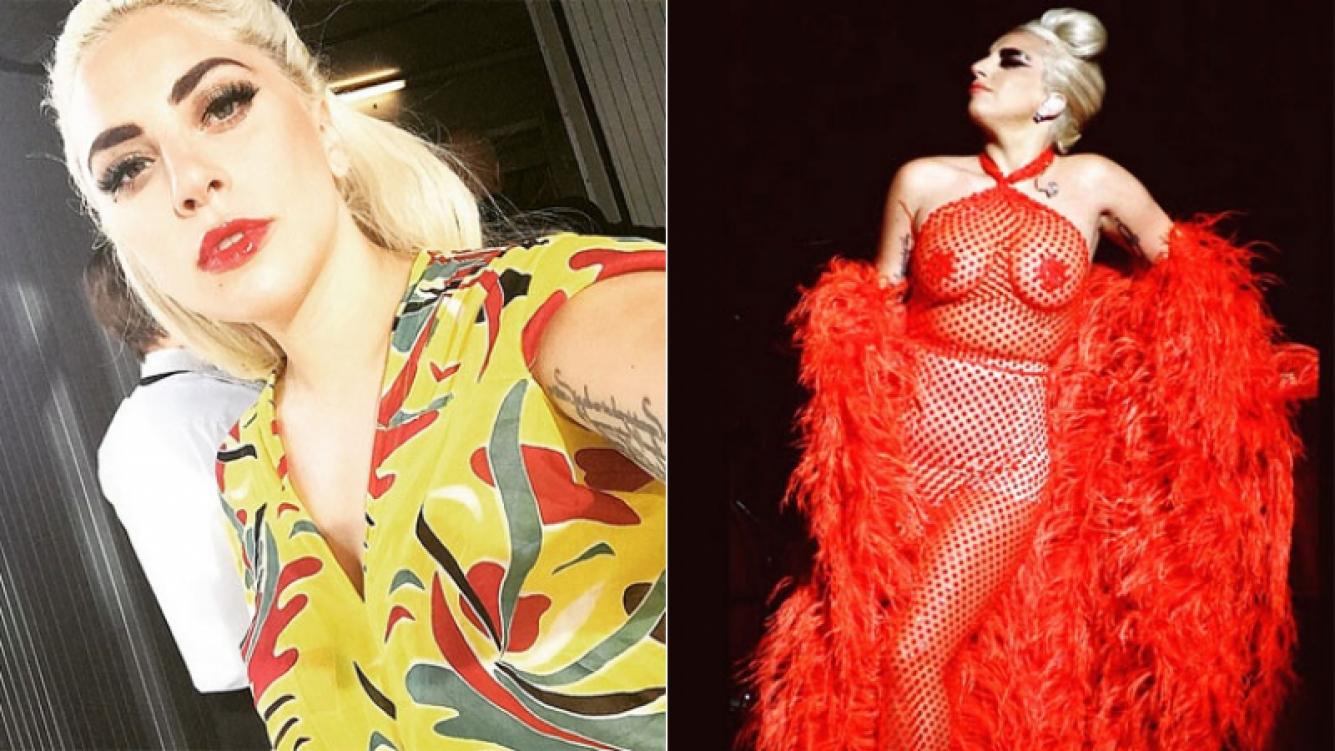 Lady Gaga negó los rumores de embarazo (Foto: Instagram)