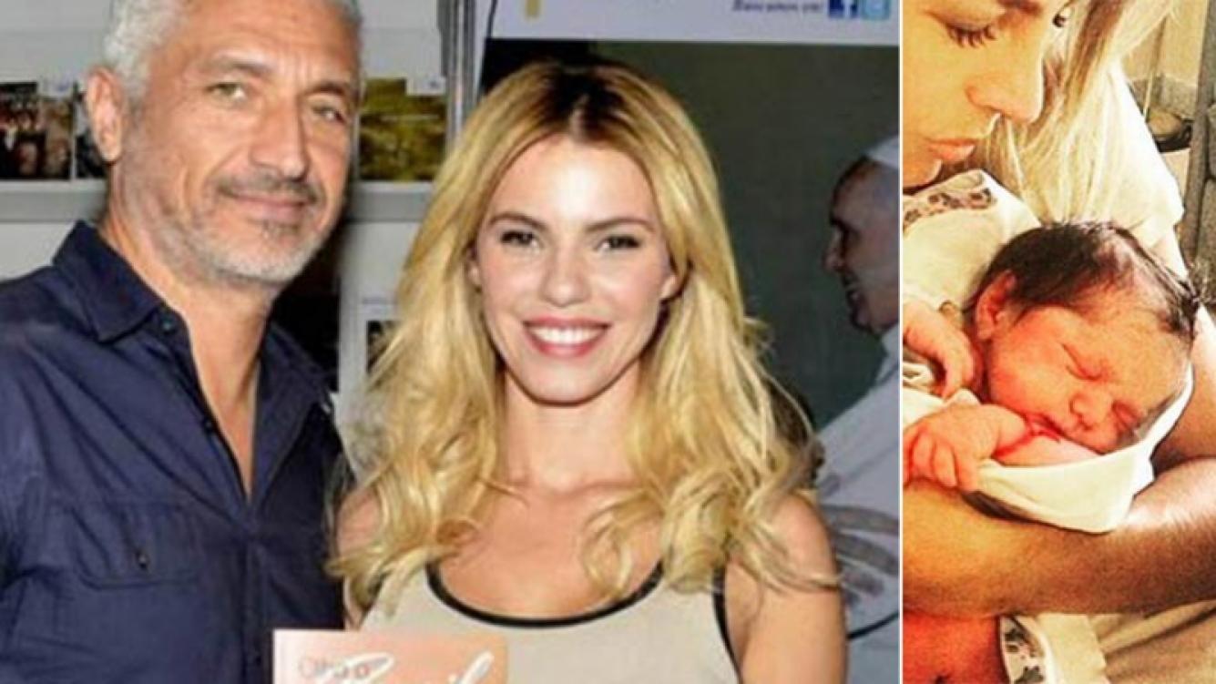 Lola Bezerra y Fernando Expósito fueron papás de Josefina. (Fotos: Web y Twitter)