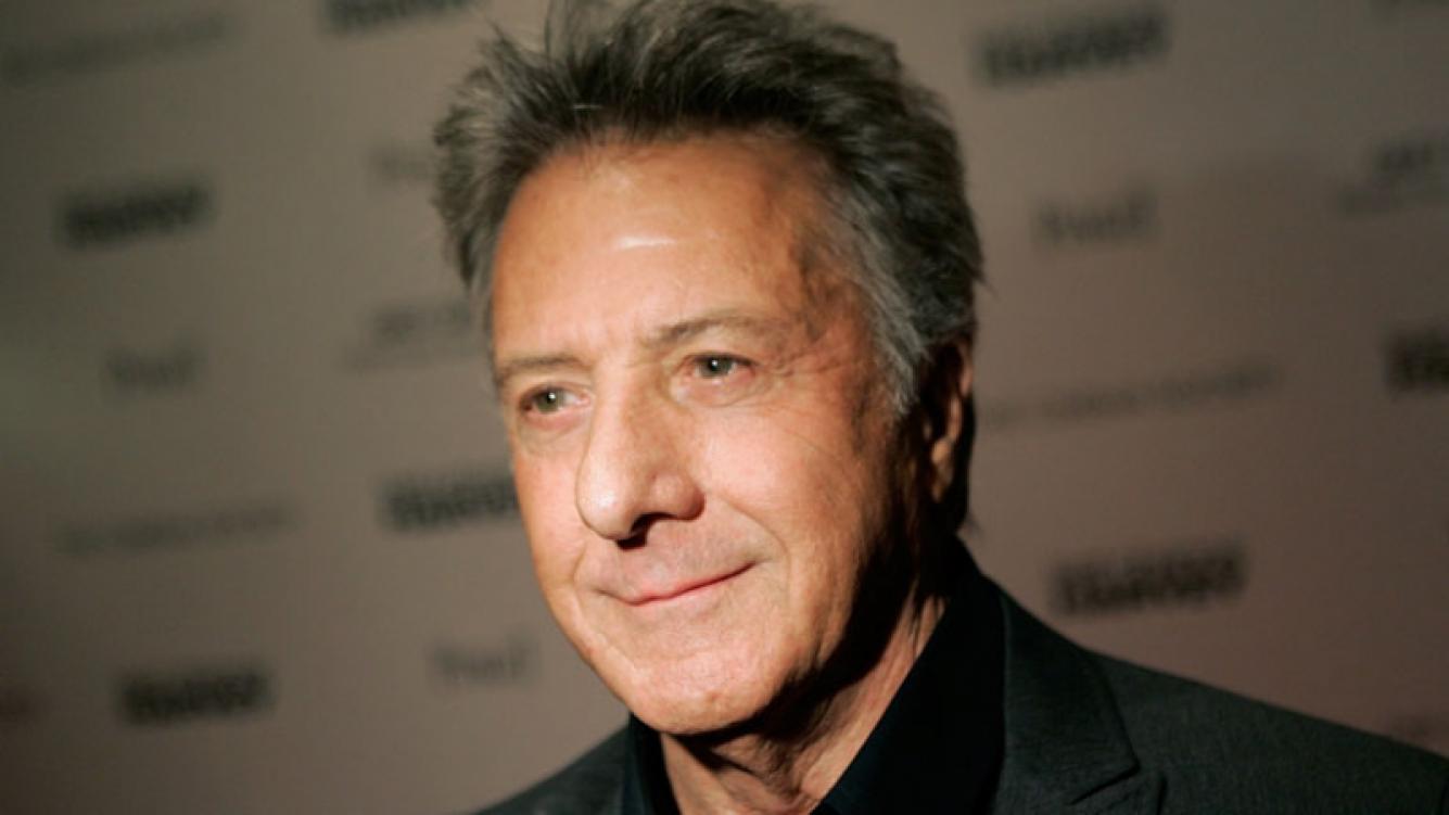 Dustin Hoffman enseña actuación por 90 dólares,