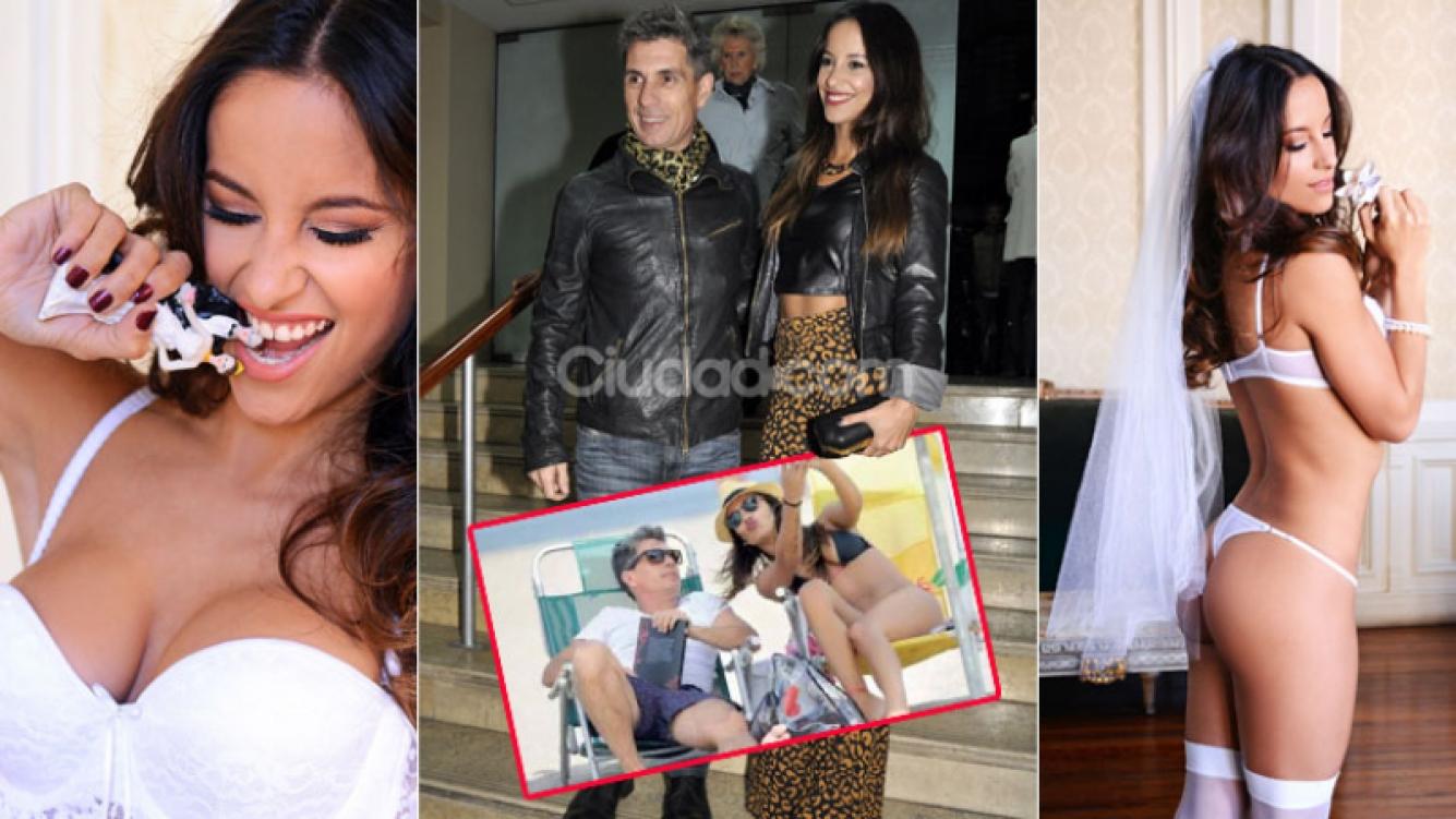 Lourdes Sánchez se va del hogar del Chato Prada, pero el romance sigue. (Fotos: Ciudad.com)