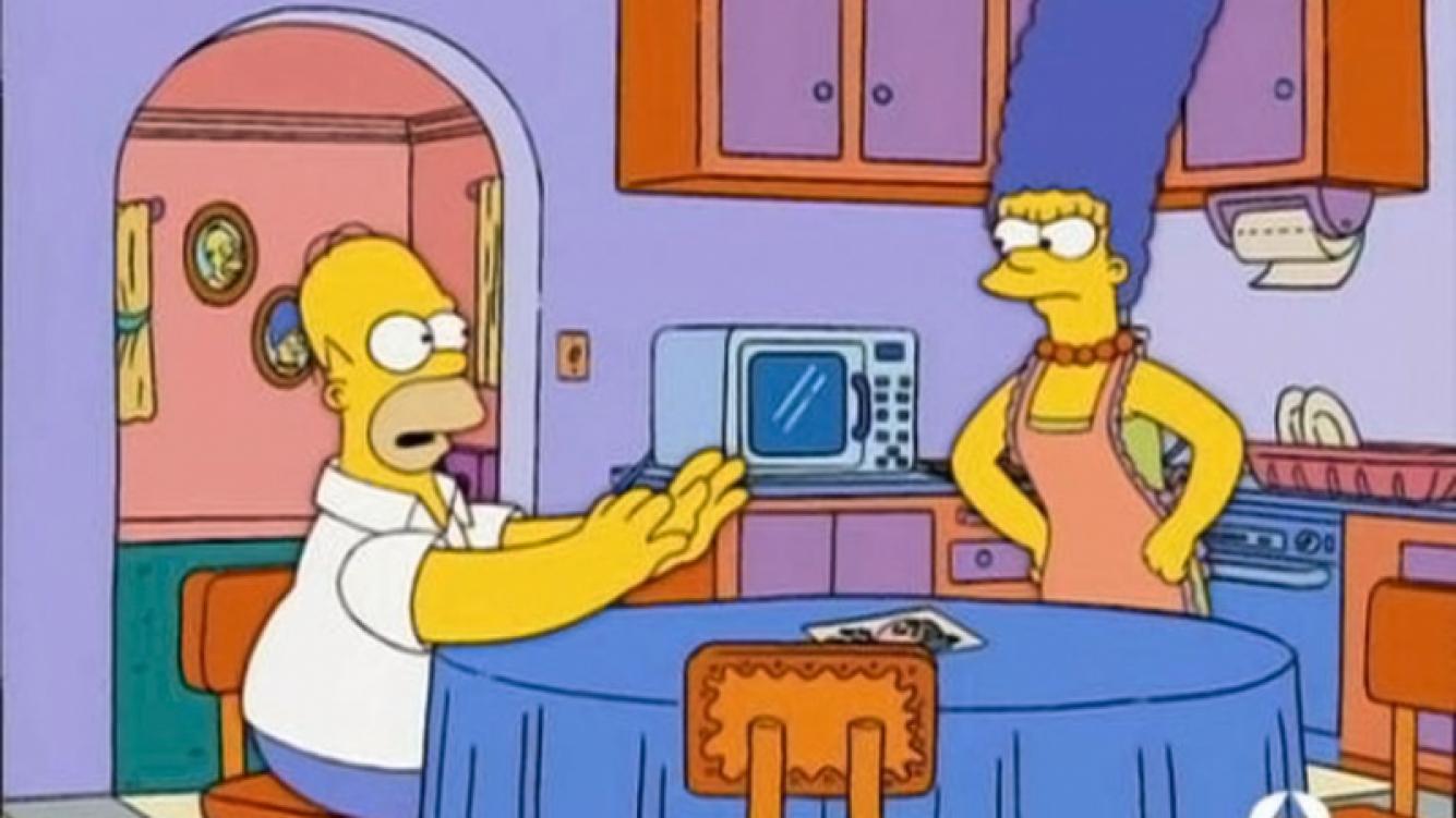 ¿Se acaban Los Simpsons? Homero y Marge se divorciarán en la nueva temporada.