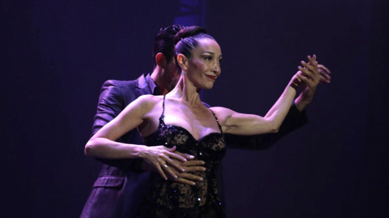 Mora Godoy presentará su Tango Show en agosto en el teatro Astral. (Foto: Mora Godoy)