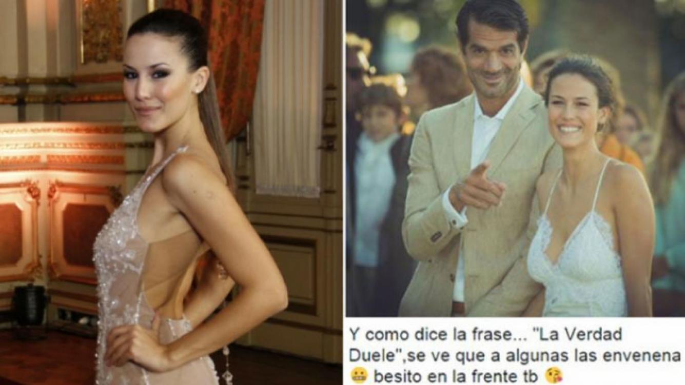 Los misteriosos tweets de Luli Fernández (Foto: Twitter y Web)