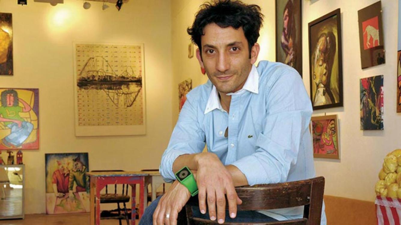 Juan Minujín habló con Ciudad.com. (Foto: Web)