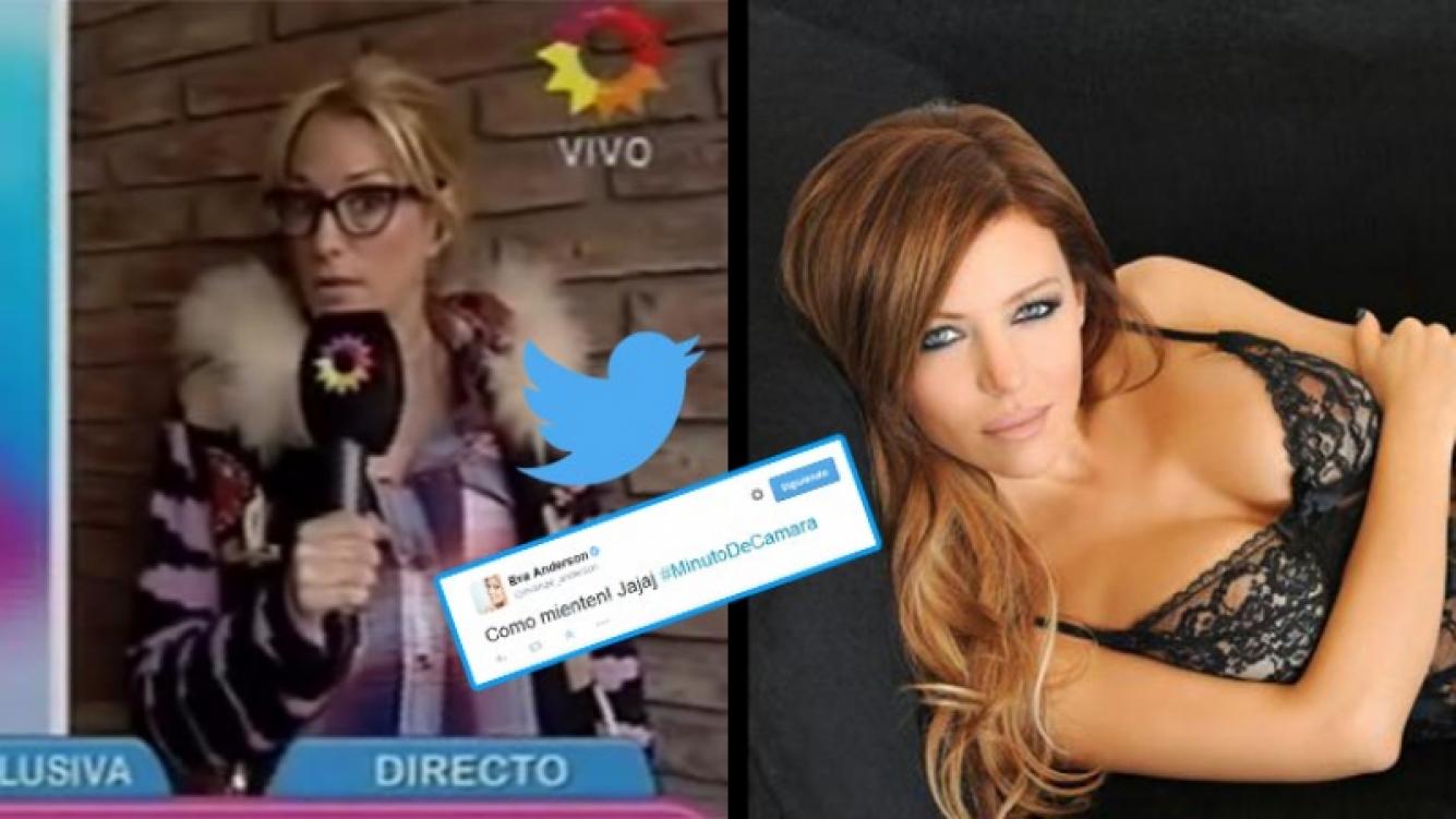 Evangelina Anderson le respondió a Yanina Latorre por un picante comentario. Fotos: Ciudad.com, Twitter y Captura TV.