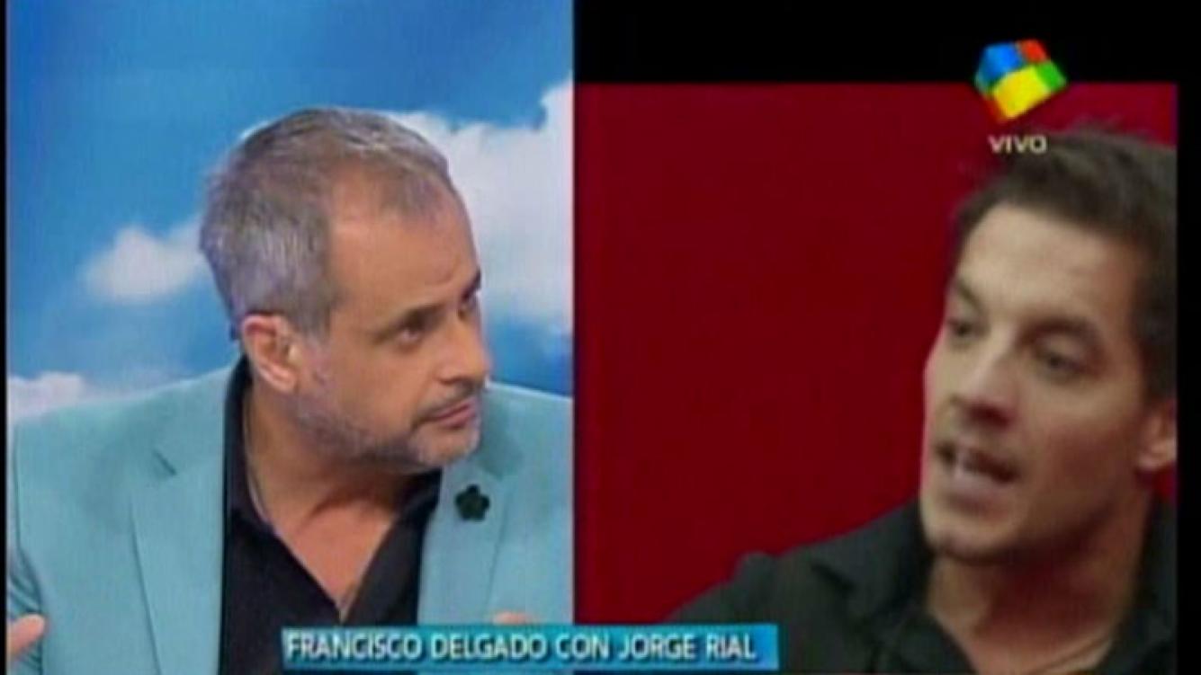 """Rial adelantó detalles de su charla con Delgado sobre Bernal: """"Le propone a Diwan juntarse a hablar"""""""