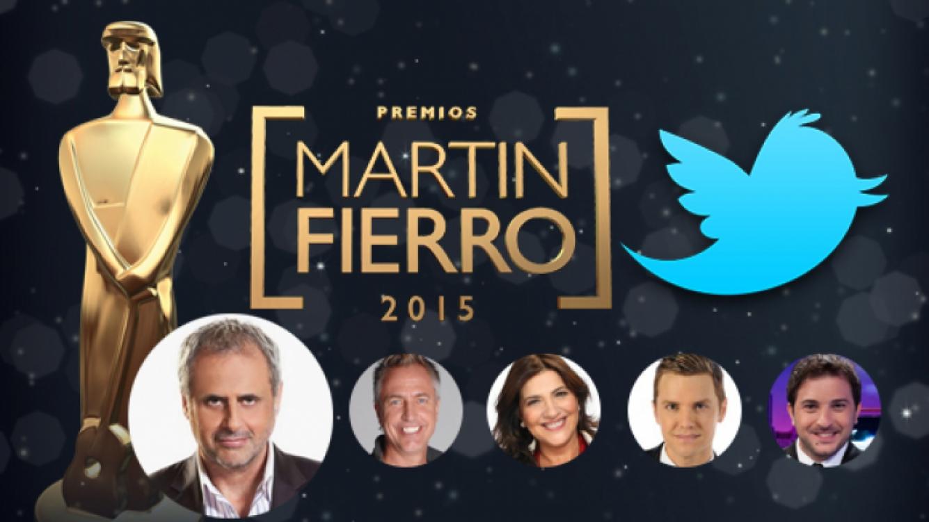Martín Fierro 2015: Jorge Rial y sus envenenados tweets contra Aptra