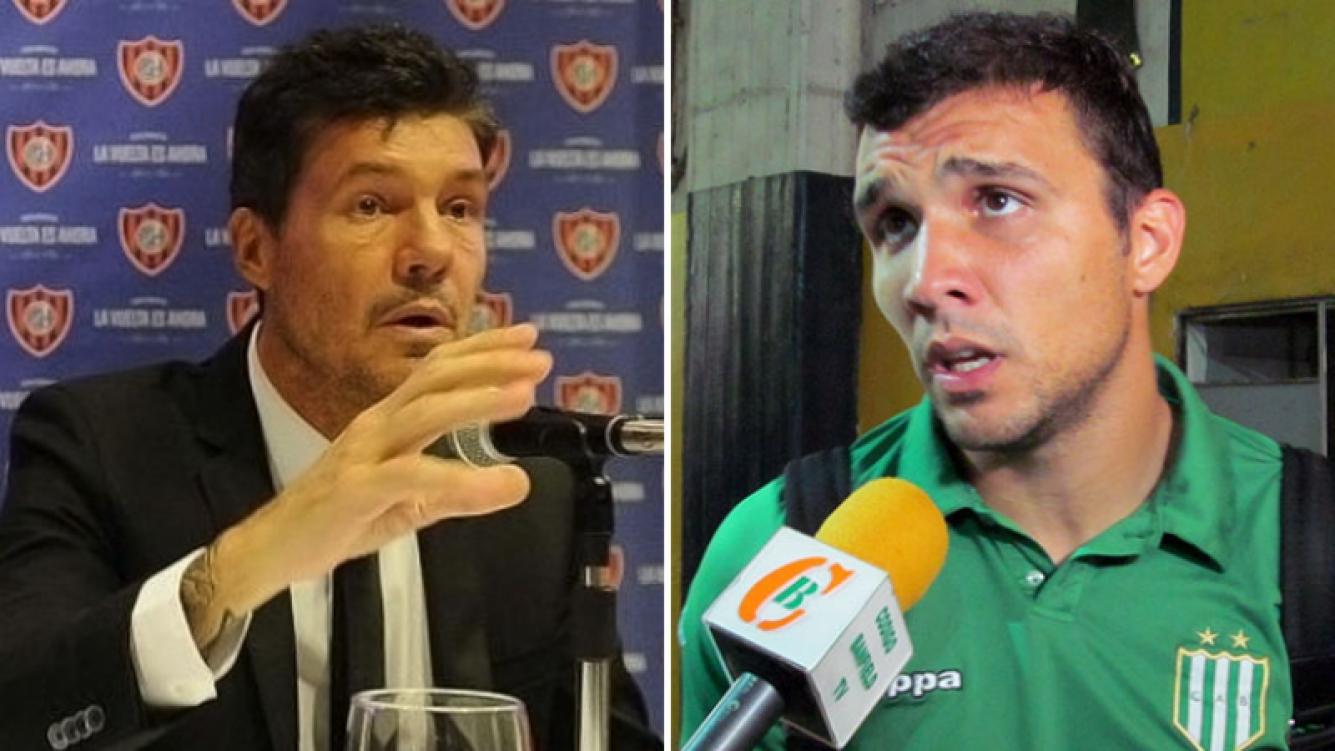 El enojo de Tinelli con un futbolista, y la respuesta del mediocampista. (Foto: Web)