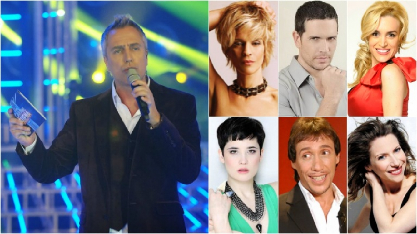 Los posibles famosos que podrían llegar a Tu cara me suena 2015. Foto: Captura