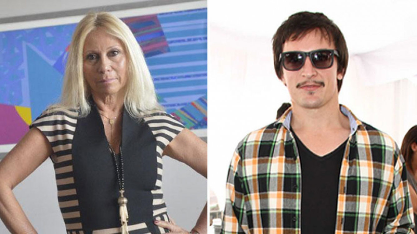 Ana Rosenfeld querelló a Martín Amestoy por injurias por 500 mil pesos. (Foto: Web)