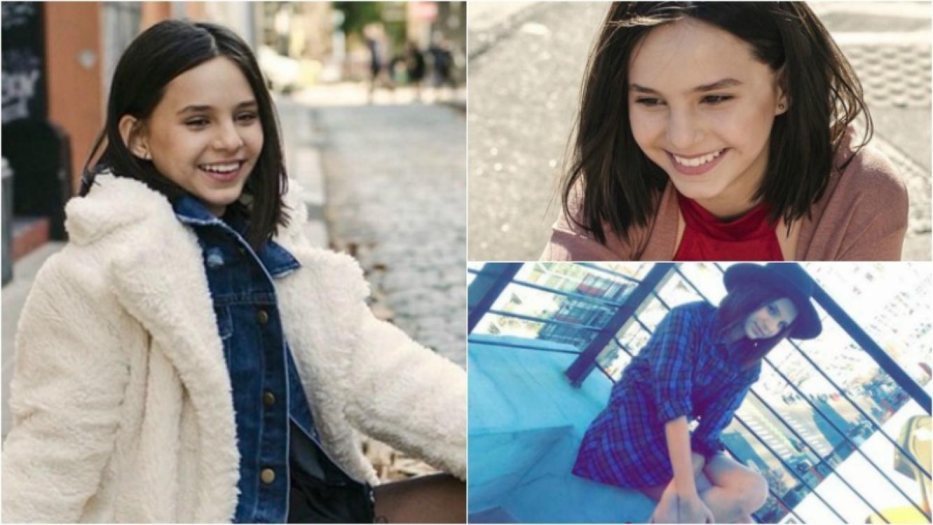 Juana Tinelli posó para Madness Clothing, la marca de su hermana Candelaria. Foto: Dolores Gortari
