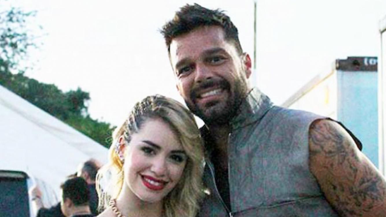Lali Espósito se presentará junto a Ricky Martin (Fotos: Web).