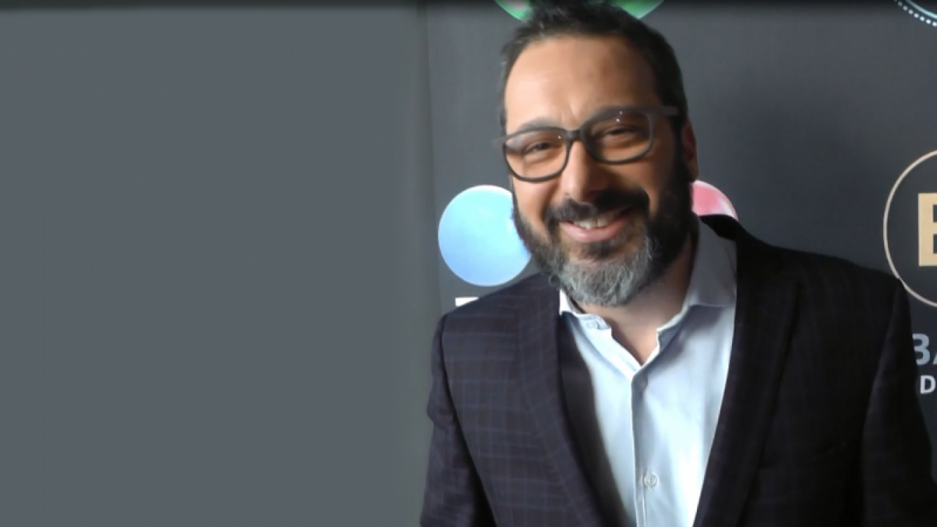 Gerardo Rozín vuelve a la TV con Morfi, todos a la mesa (Foto: Ciudad.com)