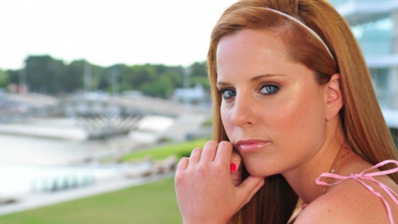 Agustina Kämpfer no podrá bailar la sentencia del street pop de ShowMatch. Foto: Web