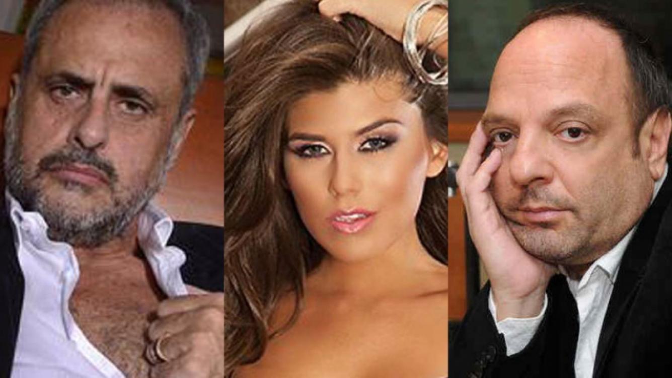Jorge Rial defendió a Loly Antoniale de las críticas de Baby (Fotos: Web).