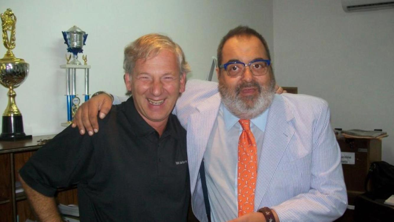Longobardi y Lanata, líderes de audiencia. Foto: Web.