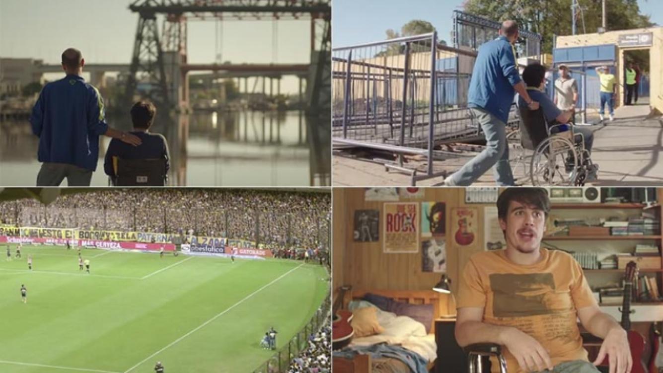 La emotiva publicidad de TyC Sports, La historia de Miguel.
