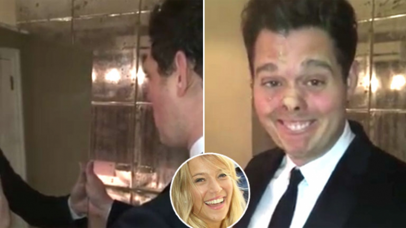 ¡Espejito, espejito! El divertido video de Bublé para ganar la competencia de la celebrity canadiense más bella. (Foto: captura)