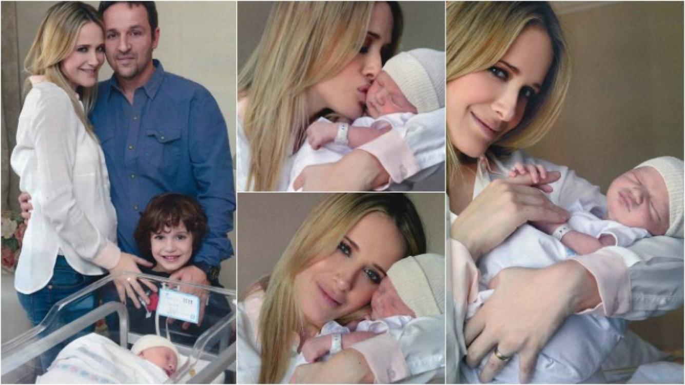 Resultado de imagen para julieta prandi y sus hijos