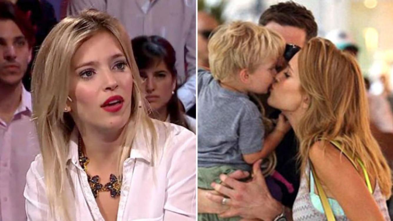 Luisana Lopilato y el momento más doloroso de su vida. (Foto: Web)