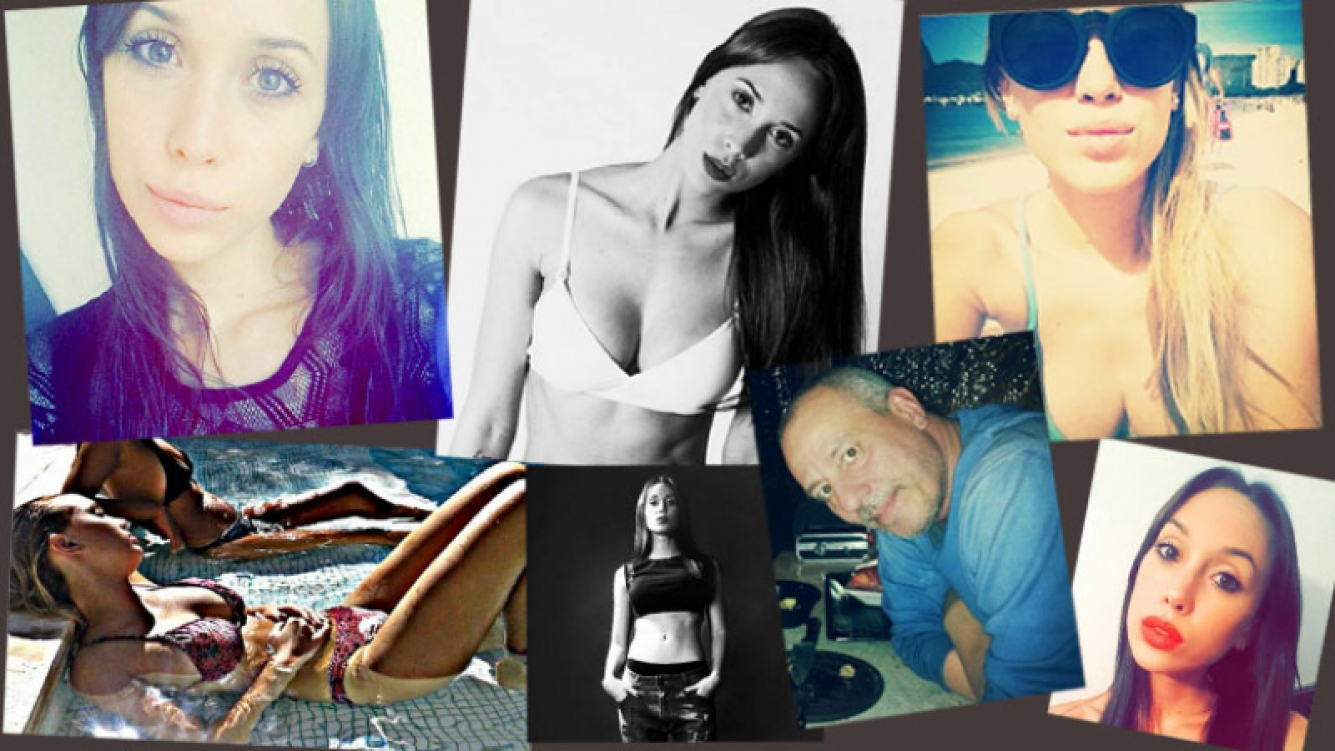 Camila, la hija diosa de Yayo. (Foto: Instagram)