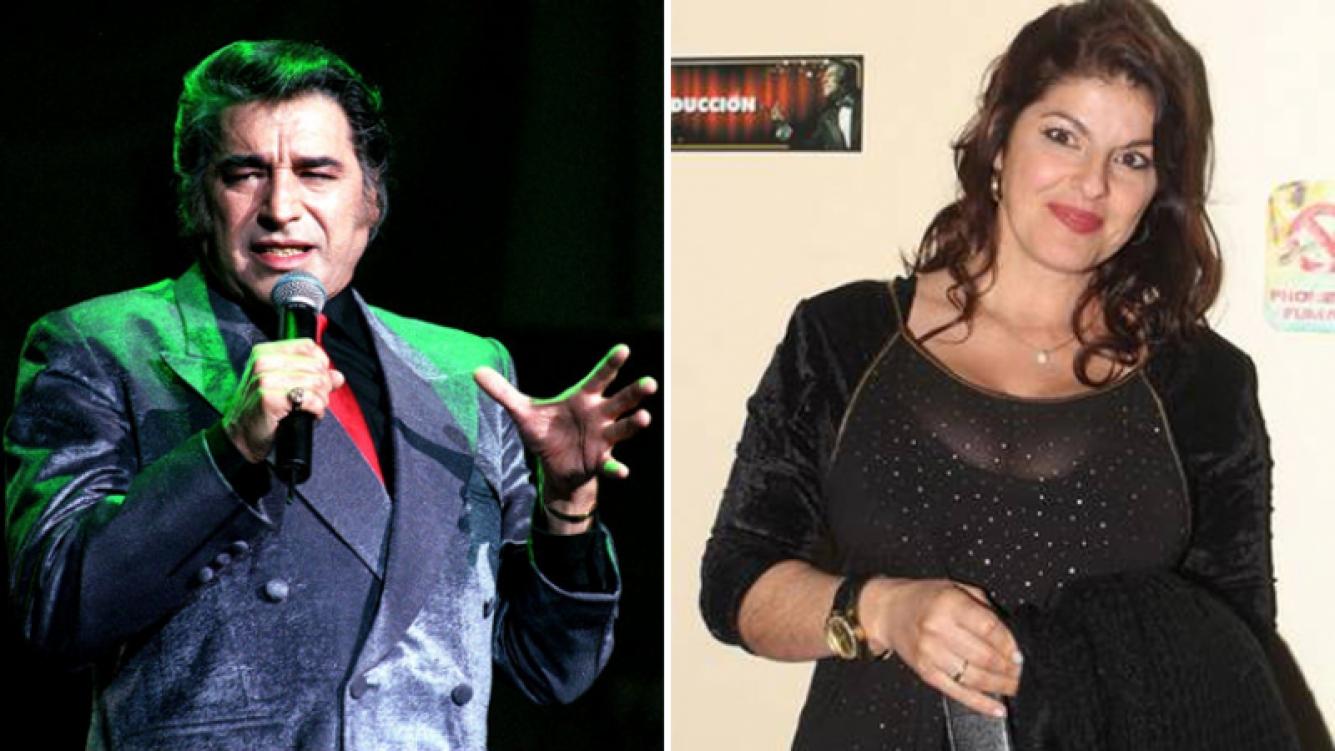 Sandro y Sandra Borda. Foto: Web