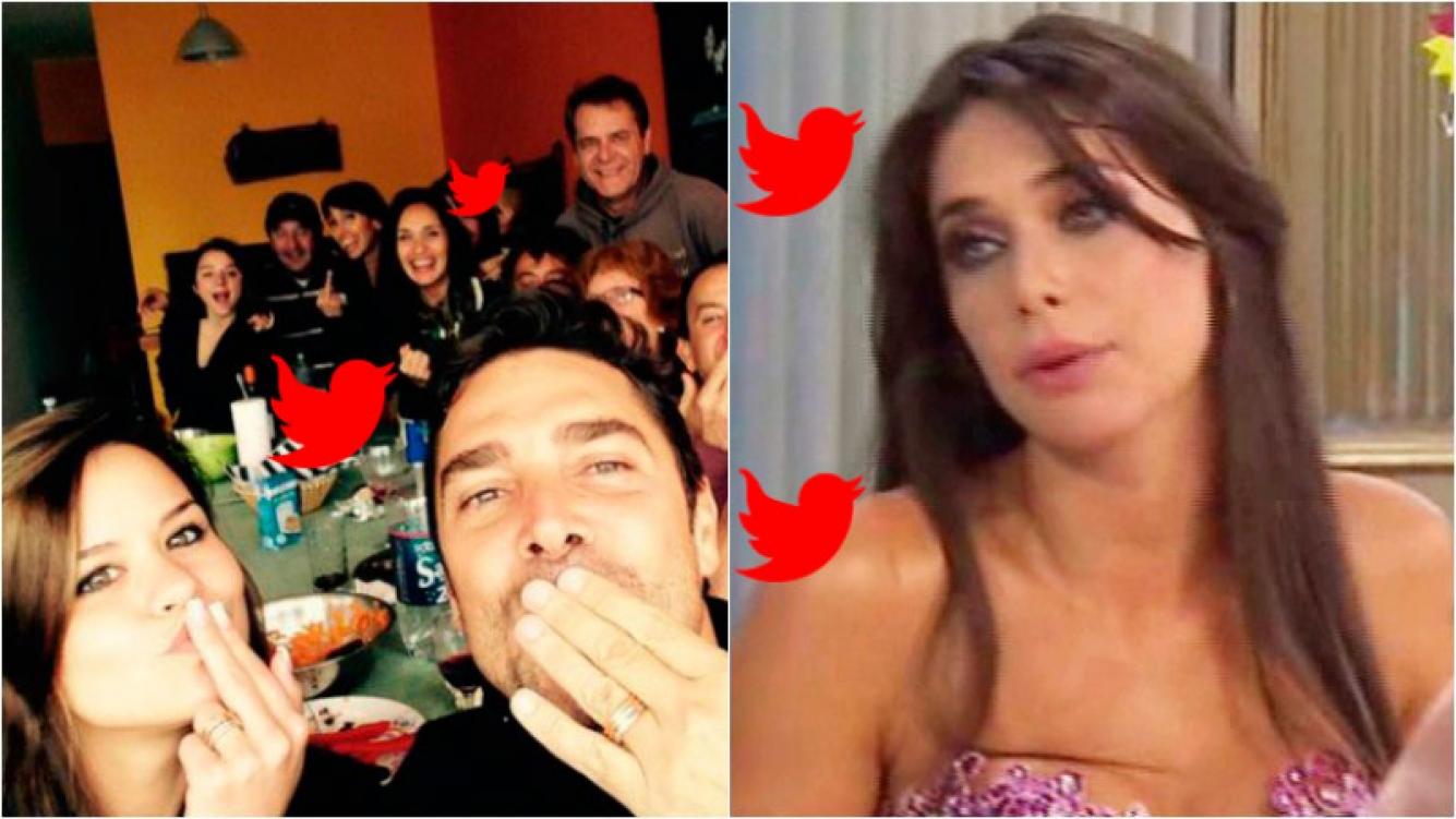 El provocativo tweet de Matías Alé mientras Ravelli estaba en el programa de Mirtha. Foto: Captura /Twitter