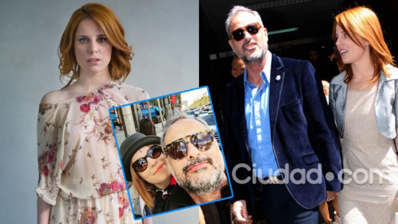 Agustina Kämpfer contó todo sobre su relación con Rial (Fotos: Playboy y Archivo Ciudad.com).