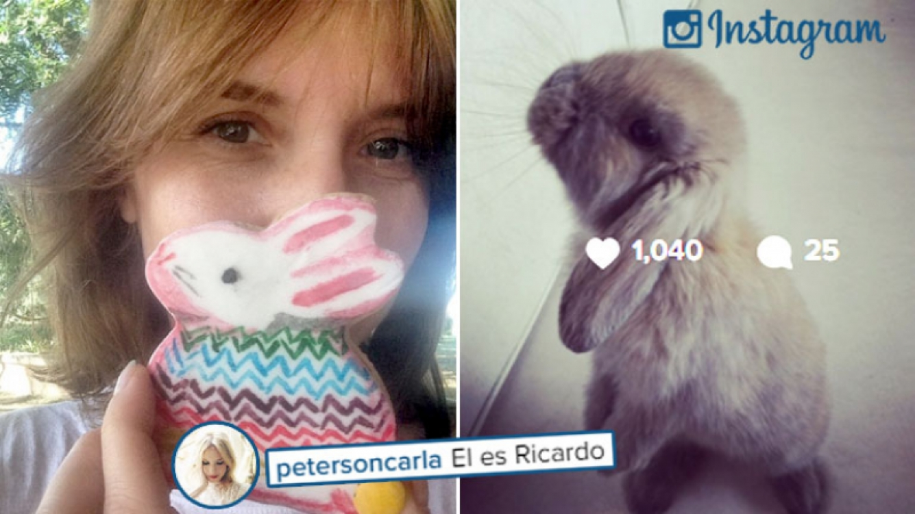 Carla Peterson y la presentación oficial de su tierna mascota: conocé a Ricardo. (Foto: Instagram)