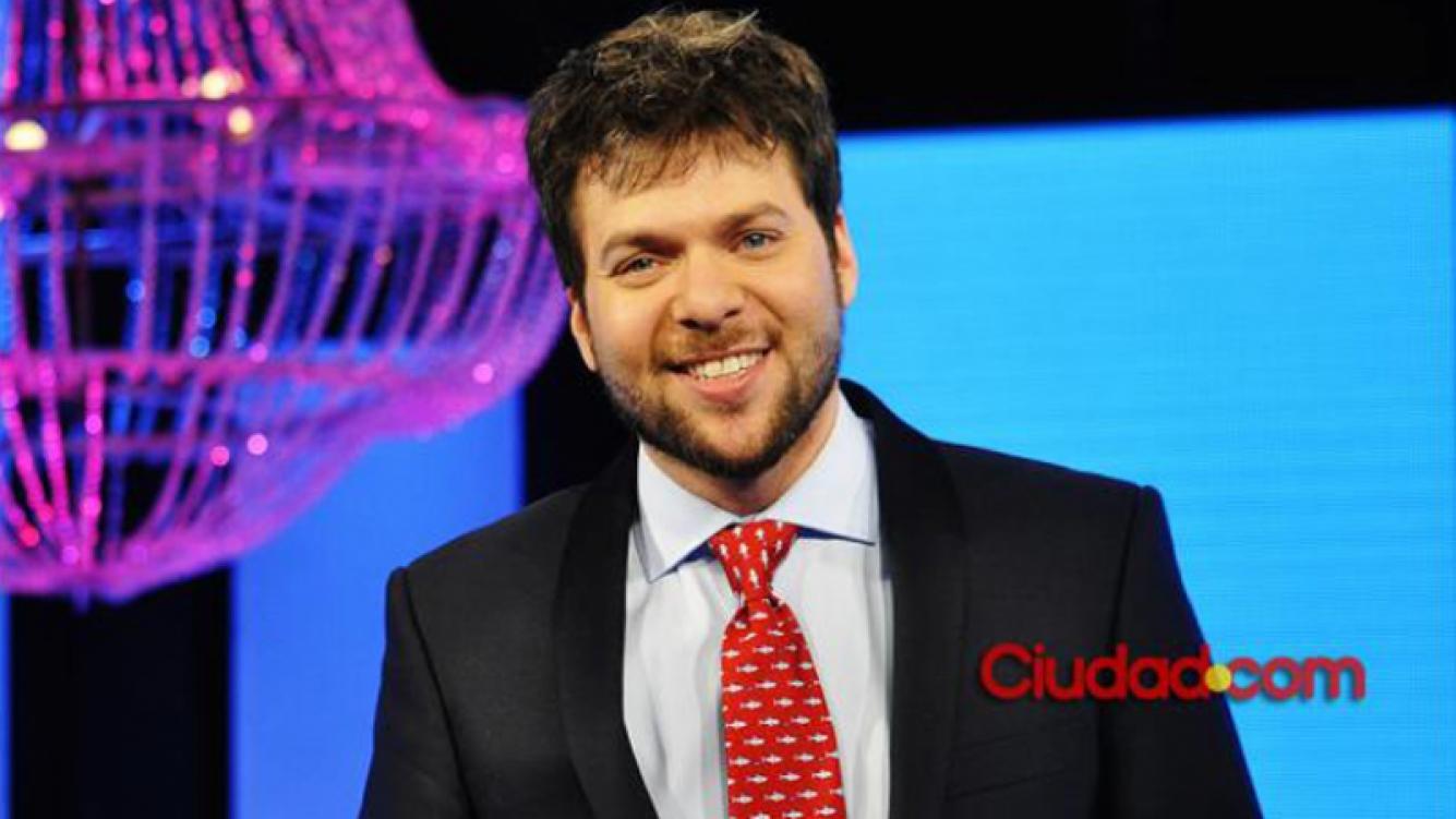 Guido Kaczka, un conductor todoterreno. (Foto: archivo Ciudad.com)