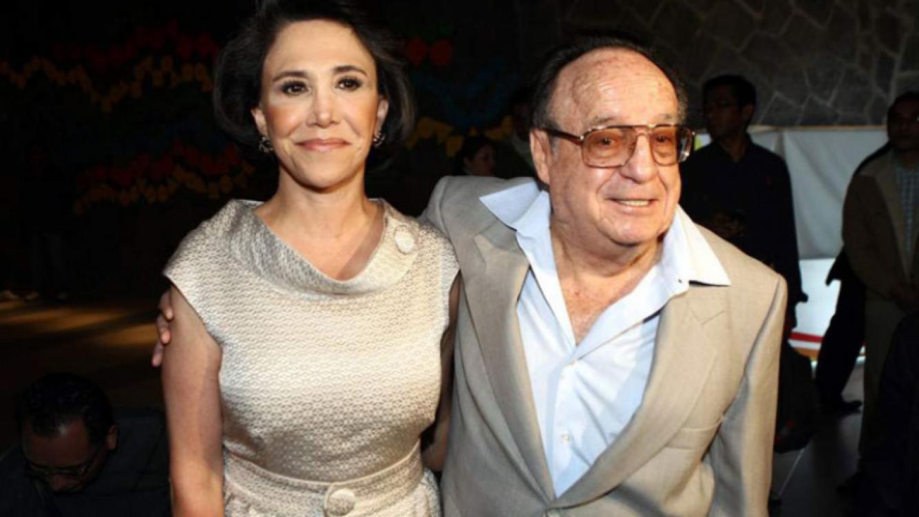 Florinda Meza contó detalles de su matrimonio con Gómez Bolaños (Foto: Web).
