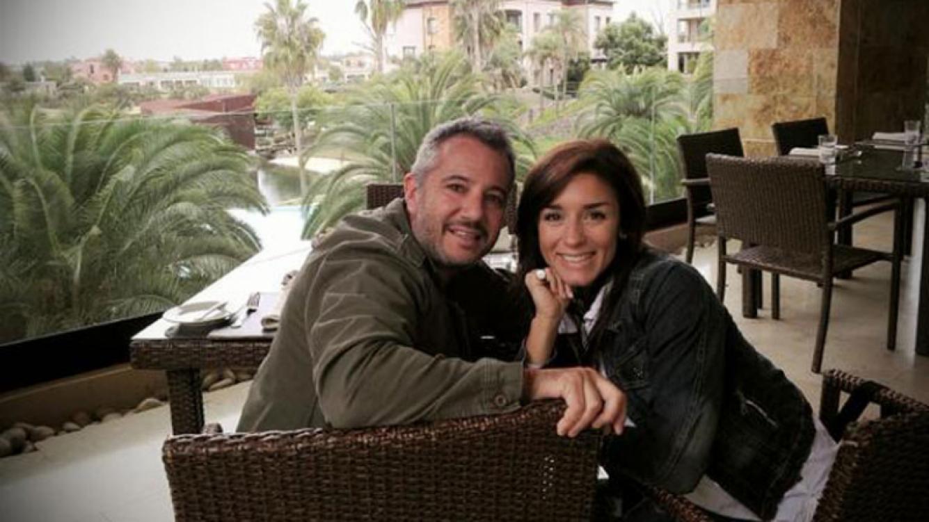 Víctor Stortini y Violeta Lo Re serán padres. (Foto; @VioletaLR)