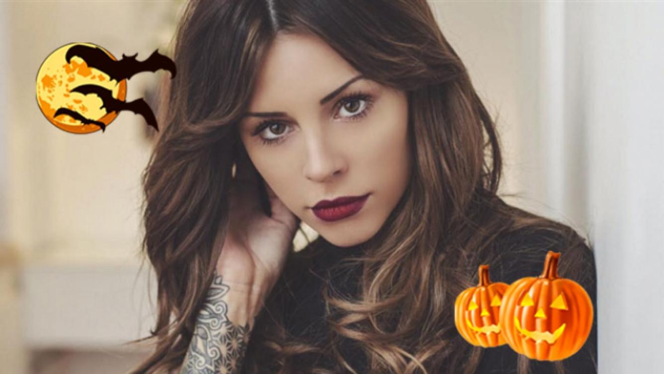 Candelaria Tinelli, filosa y divertida en Twitter sobre Halloween (Fotos: Web).