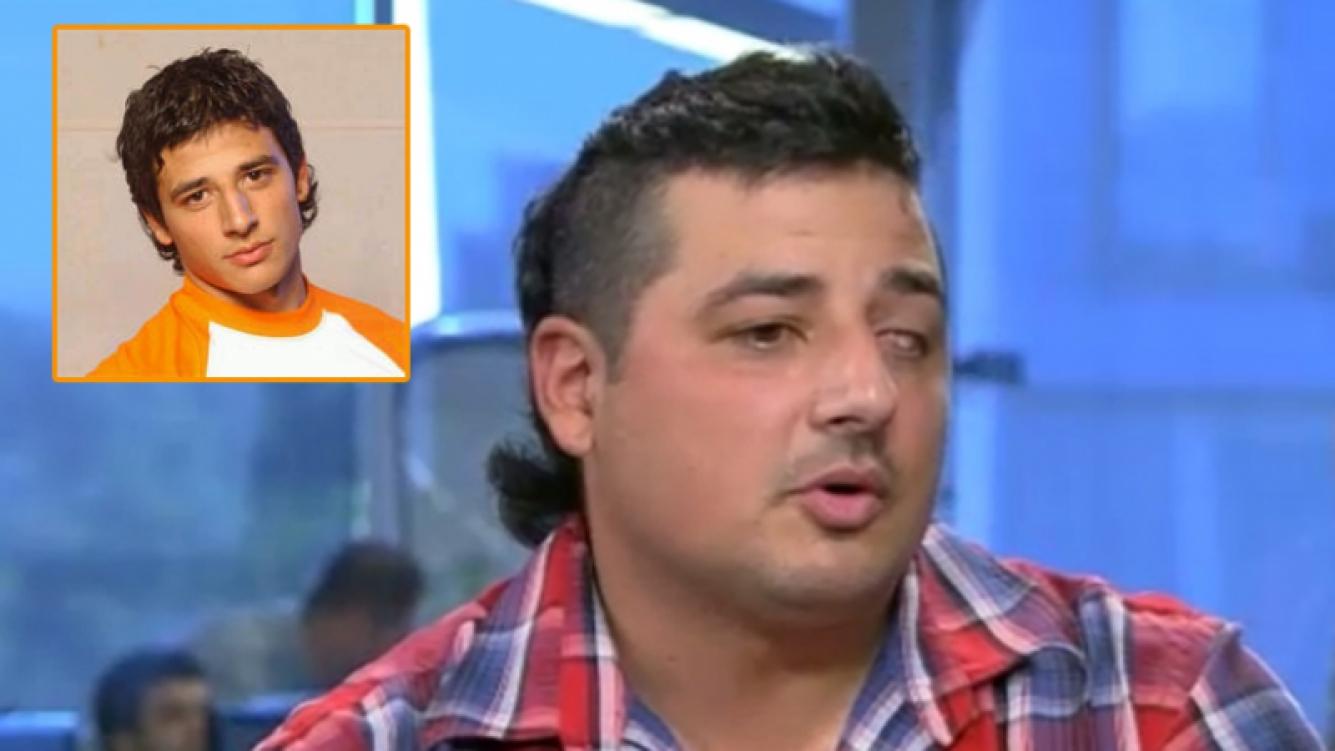 Diego Mesaglio habló de su problema en el ojo. Fotos: Web.