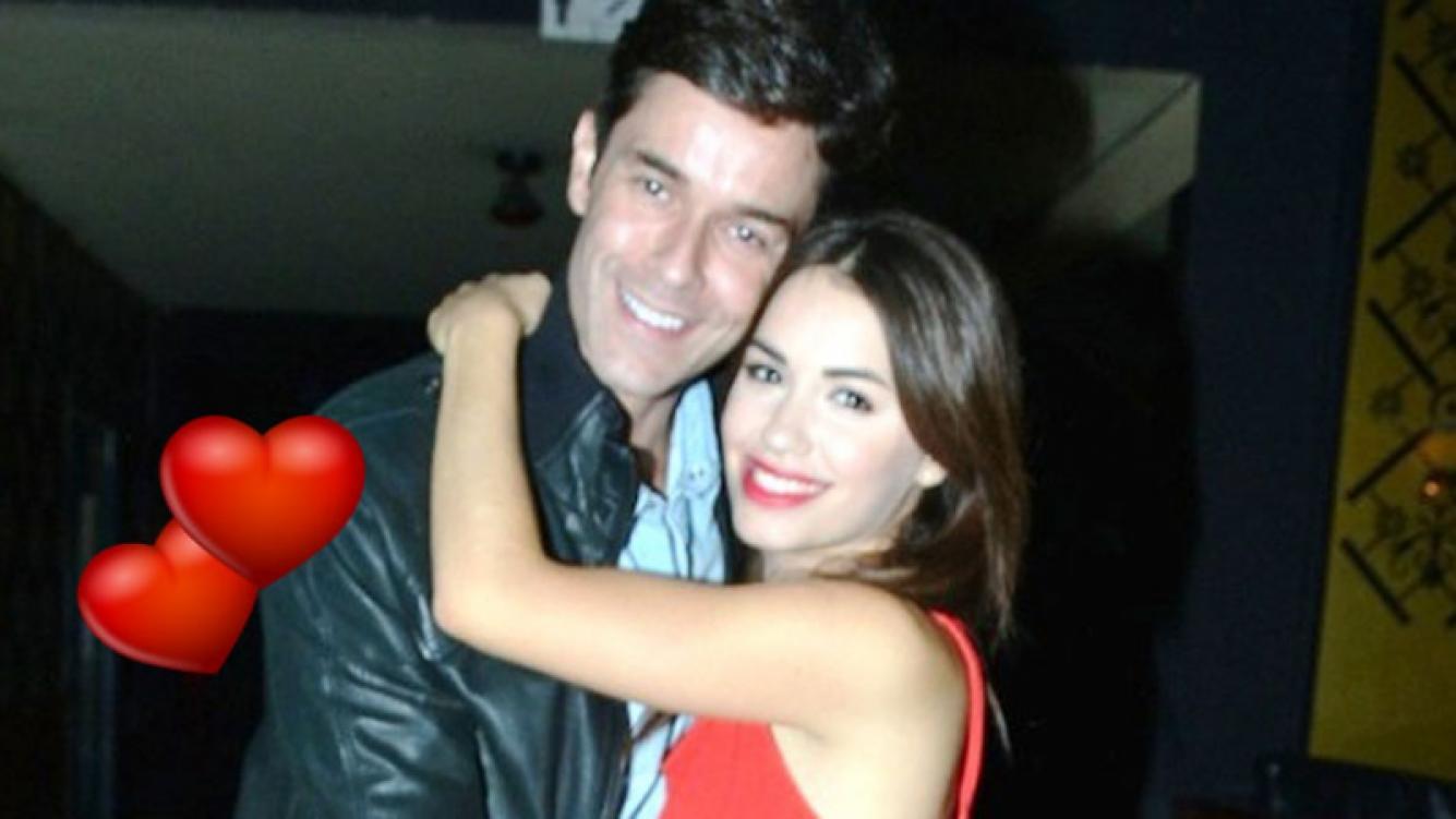 Mariano Martínez y Lali Espósito, ¡juntos! (Fotos: Web).