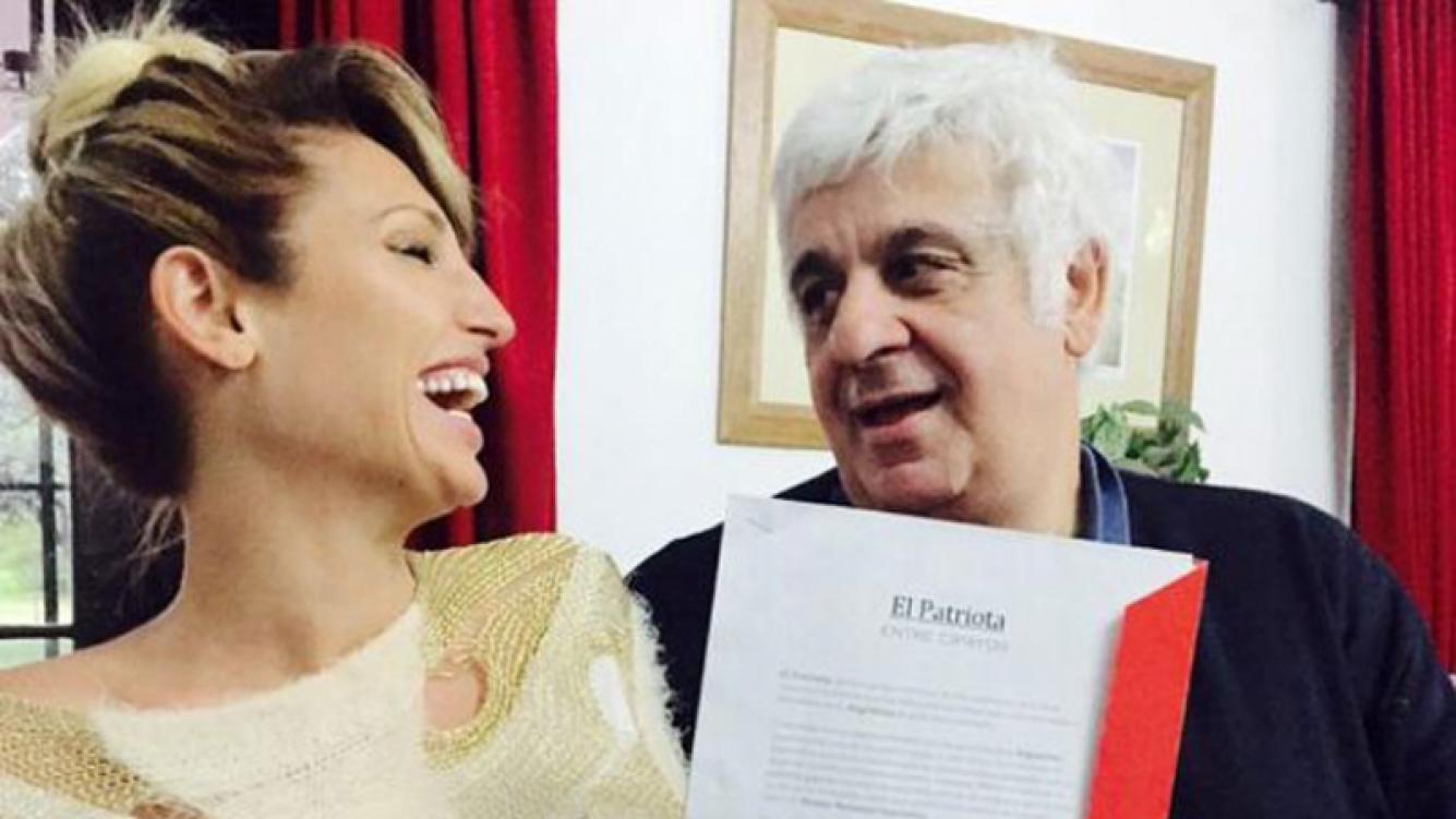Samid se bajó de la obra de teatro en Mar del Plata por cuestiones políticas. Foto: Web