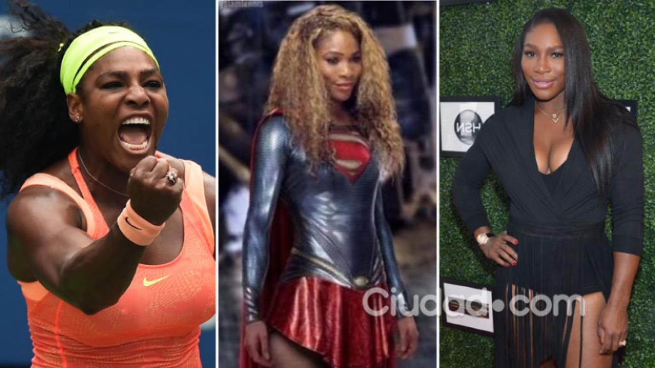 Serena Williams fue asaltada por un ladrón ¡y ella misma lo persiguió y apresó! (Foto: AFP y Facebook)