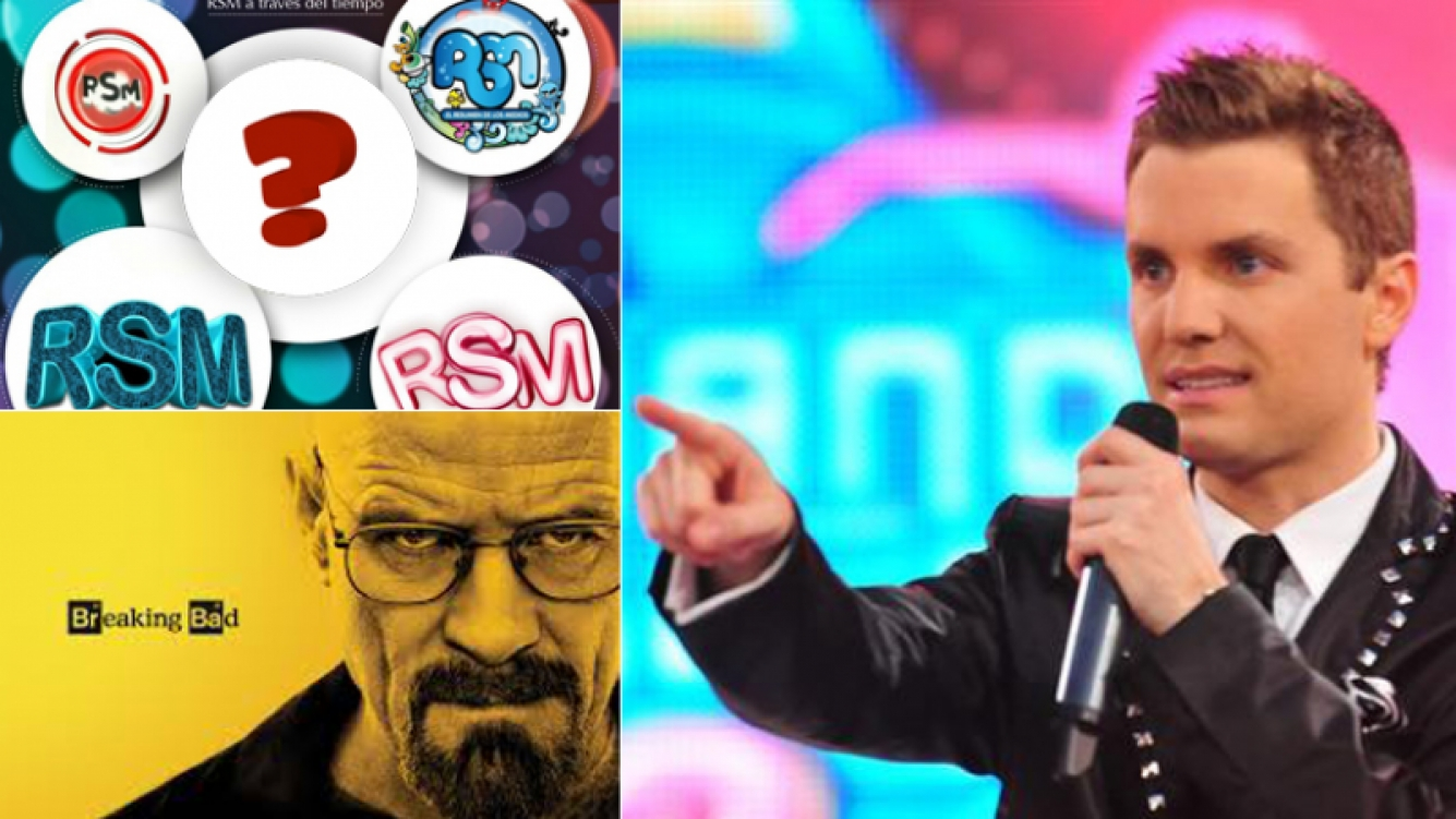 Santiago del Moro seguirá con Intratables y presentará Breaking Bad. Además, volverá RSM, con conductor/a a definir. Fotos: archivo Web.