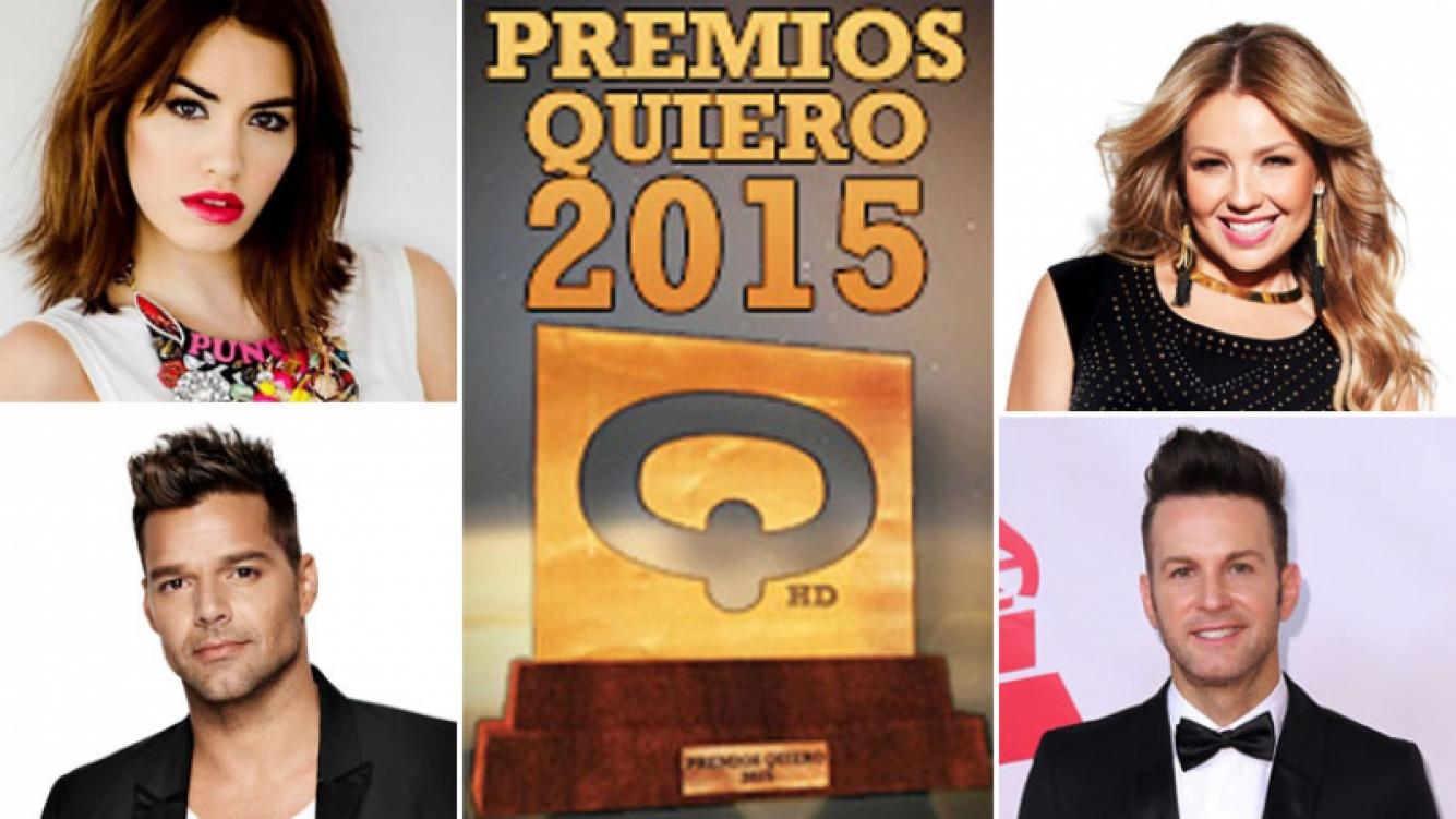 Llega la 7º edición de los Premios Quiero 2015. (Foto: Web)