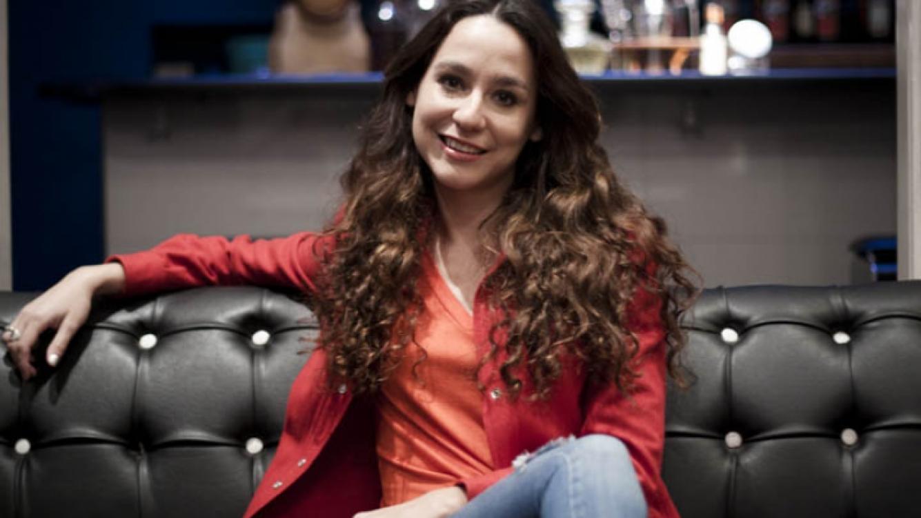 Daniela Herrero mejoró su salud desde que es vegetariana. (Foto: archivo Diario Popular)