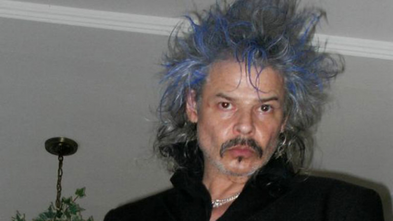 """Phil """"Philthy"""" Taylor."""
