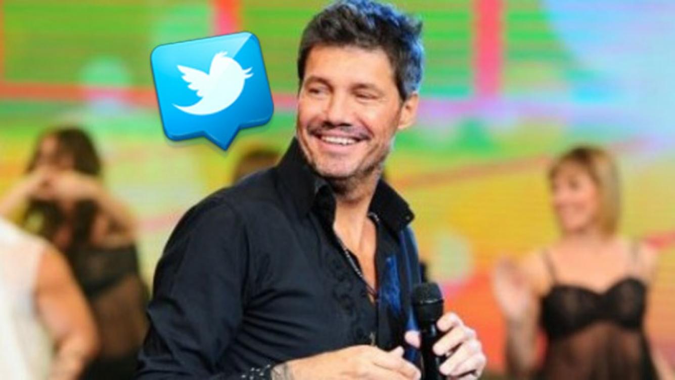 Marcelo Tinelli, feliz por su nuevo record en Twitter (Fotos: Web).