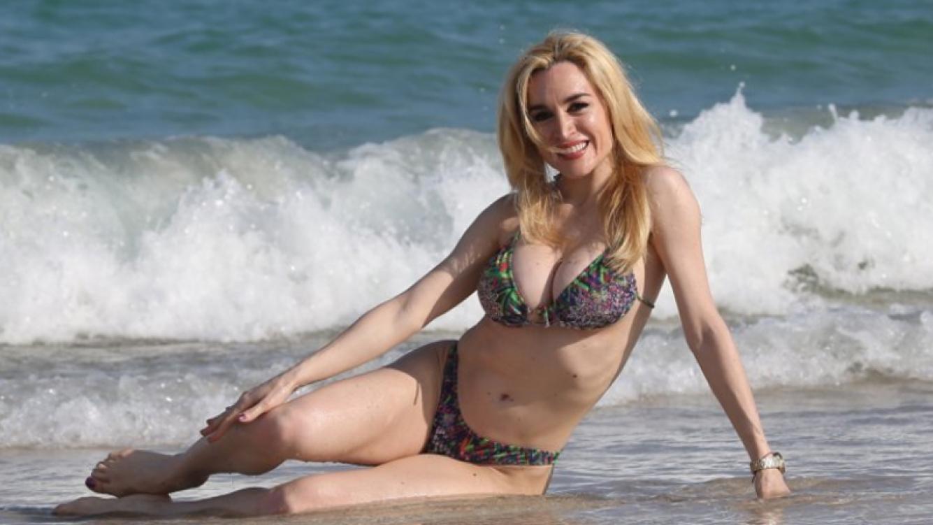 El secreto de la piel blanca de Fátima Florez (Foto: Web)