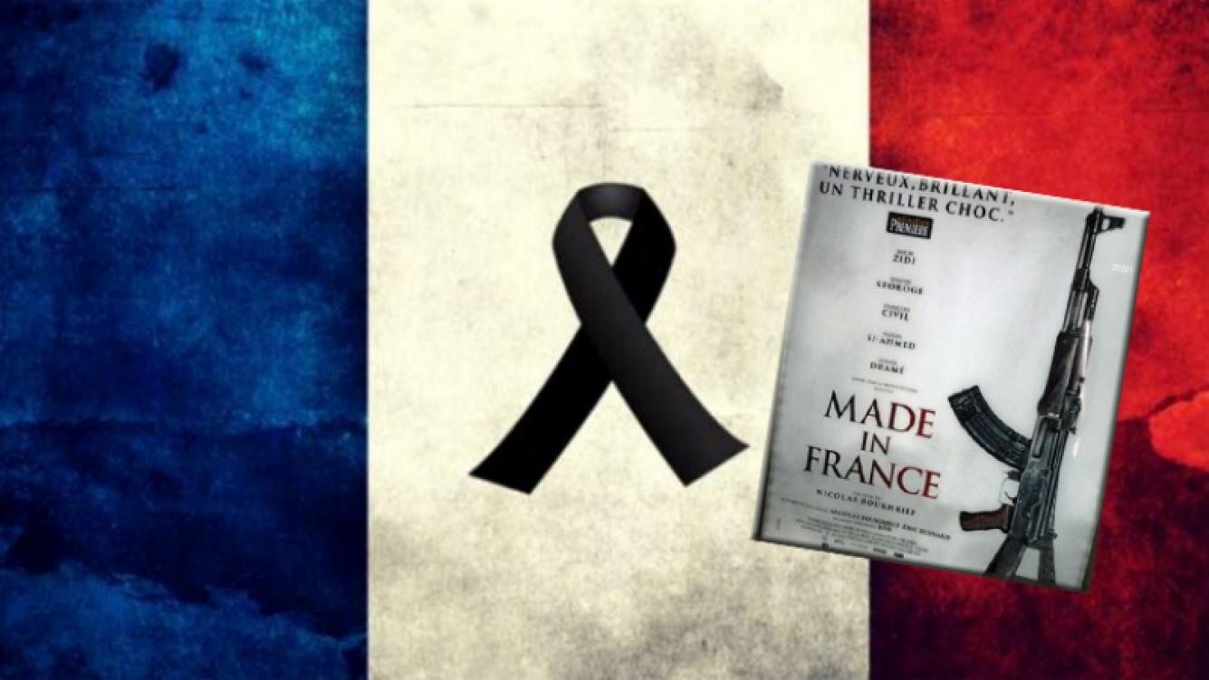 Postergaron el debut de Made in France, la película sobre el terrorismo en París (Foto: Web)