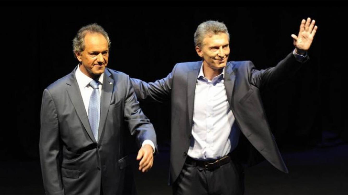 El Debate de los candidatos a Presidente revolucionó el rating (Foto: Web).