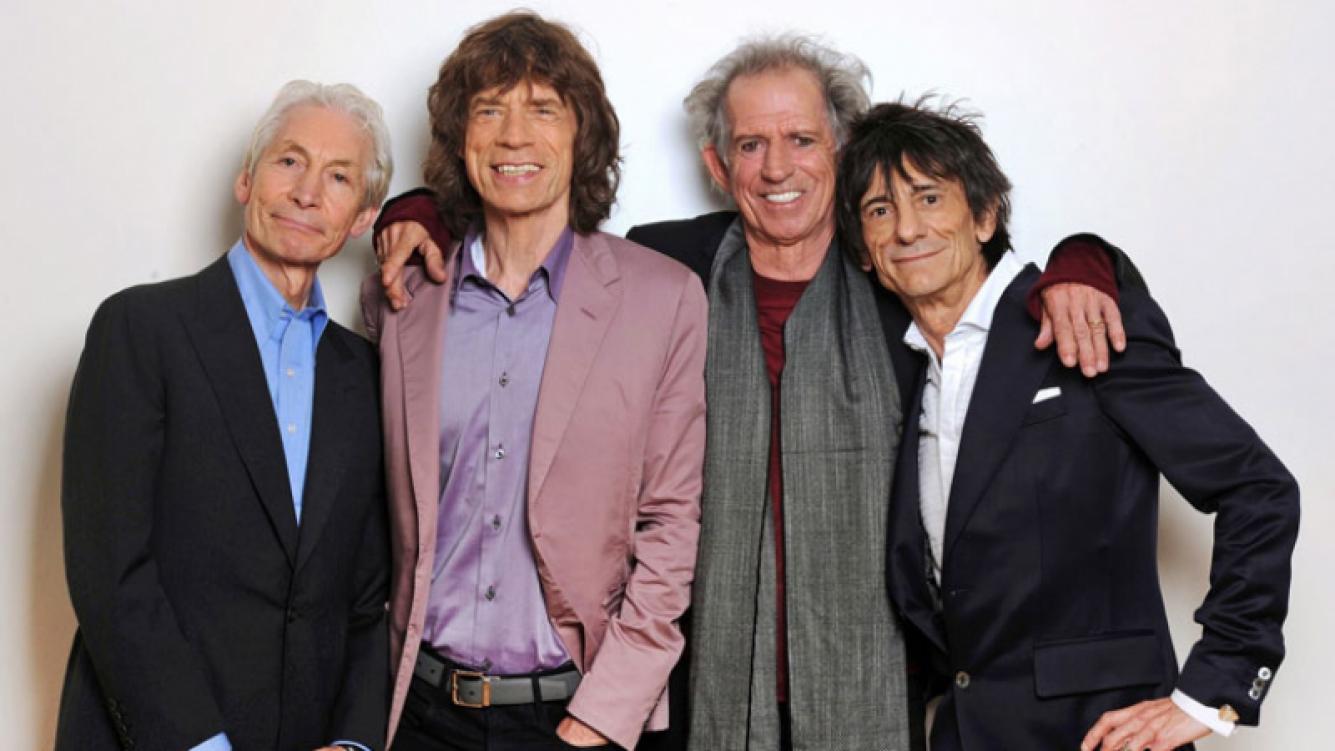 Los Rolling Stones, furor una vez más en Argentina (Fotos: Web).