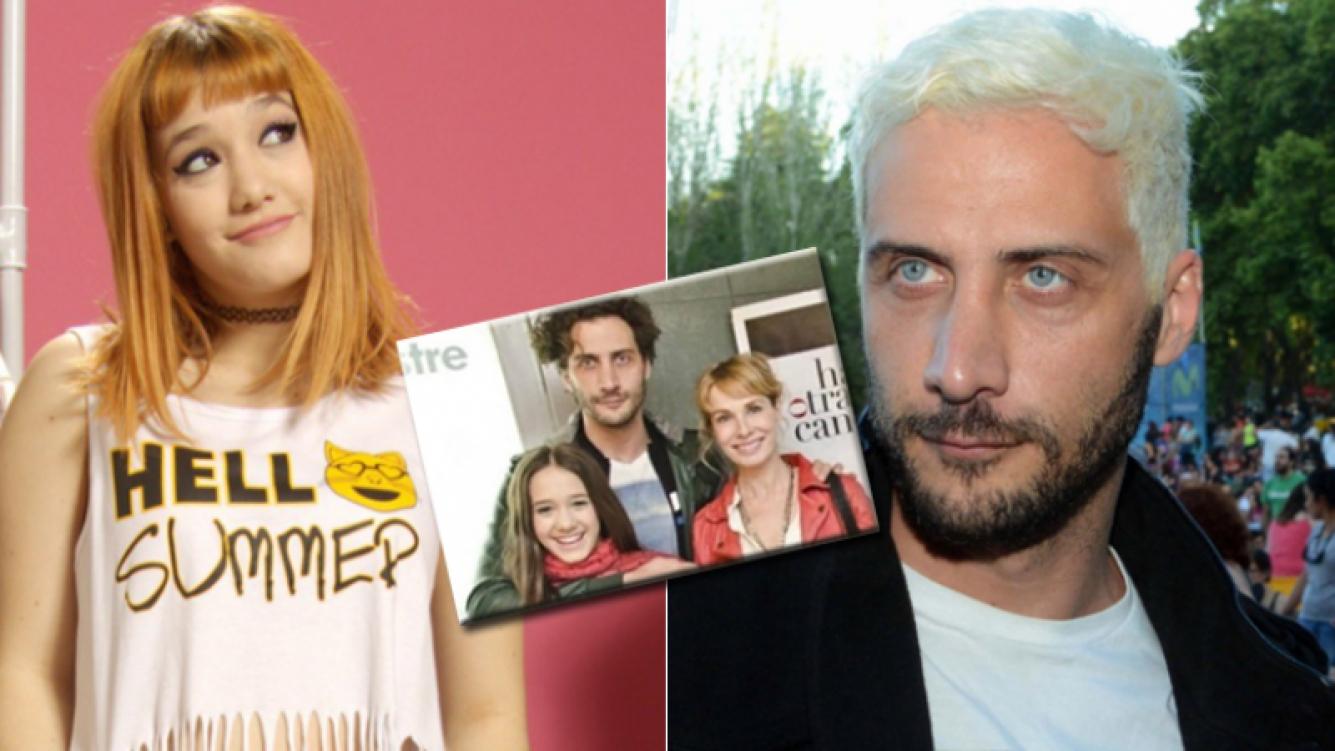 Luciano Cáceres y su relación con Ángela Torres tras la separación de Carrá (Foto: Web)