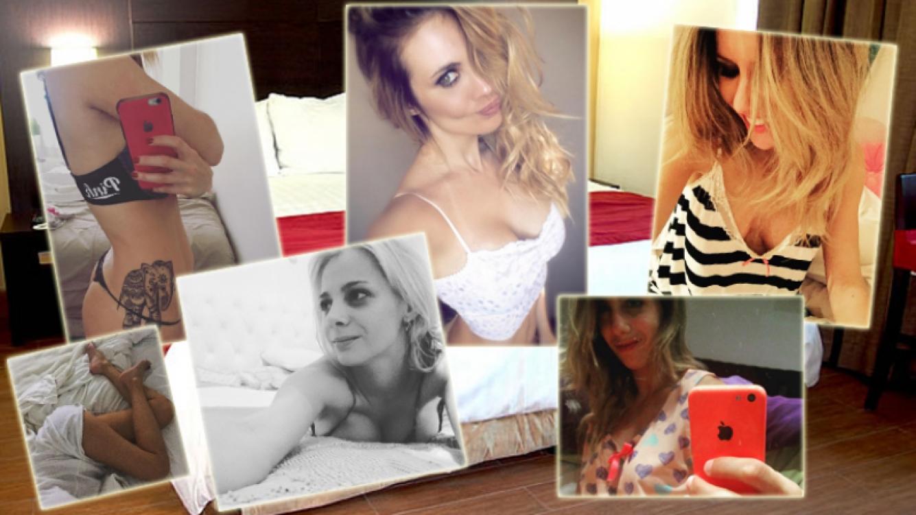 """Los """"noni looks"""" de las famosas para ir a la cama (Foto: Instagram)"""