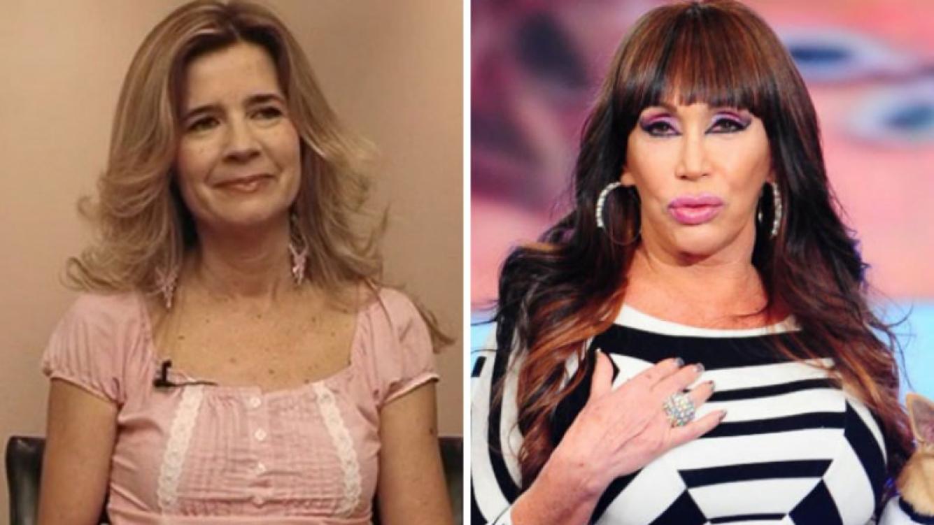 Mercedes Ninci y Moria Casán se pelearon en Twitter por política. (Foto: Web)